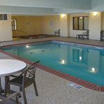Swimming Pool & Spa in Las Vegas, New Mexico