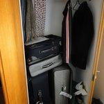 armário de bom tamanho