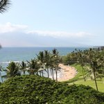 View from our lanai - Ulua Beach