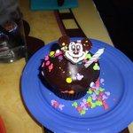 Free celebration Cupcake