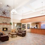 Hotel Lobby  Holiday Inn Express - Gunnison, Colorado