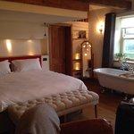 Outstanding bedroom