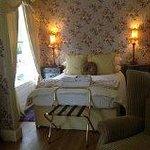 une chambre très stylée et impeccable ...