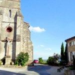 Eglise Notre-Dame and Cuq en Terrasses