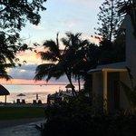 Azul at sunset - peaceful perfection
