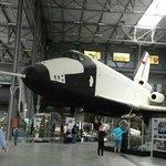 Spare Shuttle !!!! War interessant zu sehen wie es von innen aus sieht.  SUPER!!!!