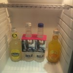 free fridge drinks