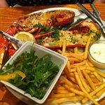 Best lobster we've had in a long time!