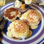 Eggs Benedict ~ Yummy
