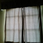 Leaky drapes