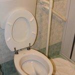 Chambre 309 - WC handi