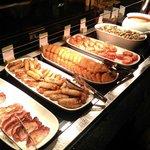 Breakfast- hot food