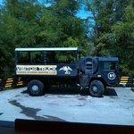 Camion utilizzato per Magma2…