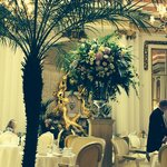 Afternoon tea at Palm Court