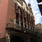 Bela fachada��
