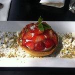 Tartelette fraises mascarpone extra !
