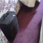 camera: distanza tra letto e muro