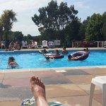 poolside fun ;)