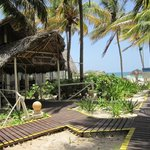 Beach Restaurant - Lunch Time