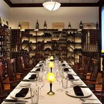 Shulas Private Dining Room