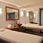 Spa - Cabina para masaje doble