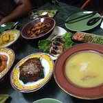 Imperial Chinese dishes