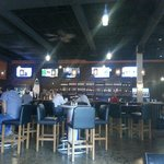 sports bar/restaurant