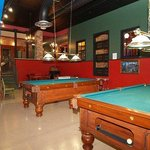Restaurant Pool Games