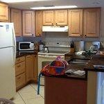 fully furnished kitchen cabana #103