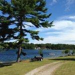 Pretty Lake Lauzon