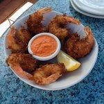 6 huge shrimp