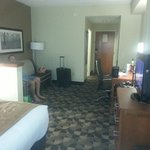 Foto de Comfort Suites at Harbison