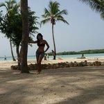 Playa del hotel..