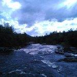 Cold unforgiving rapids