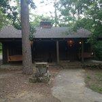 Overnight cabin
