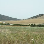 Stunning scenic route to Volubilis