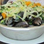 """Mussels """"Op de wijze van de Chef"""""""