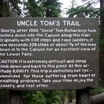 uncle toms trail