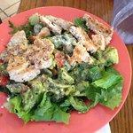 Humongous salad