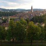 Vista do centro histórico