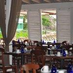 before opening - main restaurant