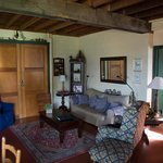 Lounge in the Winery Quarters