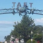Taft district