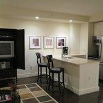 Kitchen, TV