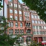 Novum Hotel Holstenwall Hamburg Neustadt Foto