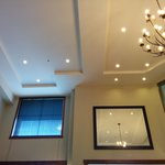 lobby ceiling/interior
