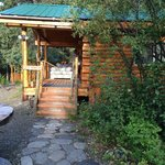 Iceworm cabins