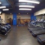 New Yorker hotel gym1