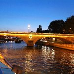Go at night to see the light of Paris transform the city