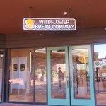 Wildflowe sign